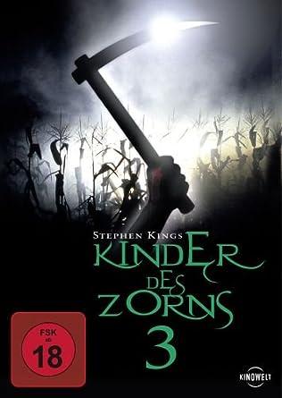 Kinder des Zorns 3 gekürzte Fassung Alemania DVD: Amazon.es ...