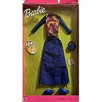 Barbie TOKYO BEAT FASHIONS - Urban Chic FASHION AVENUE Metro Styles ROPA (2001)