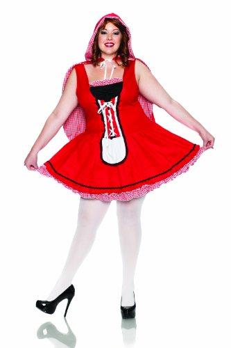 Red Riding Hood Costumes Ravishing Red Riding Hood - Delicious Ravishing Costume, Red,