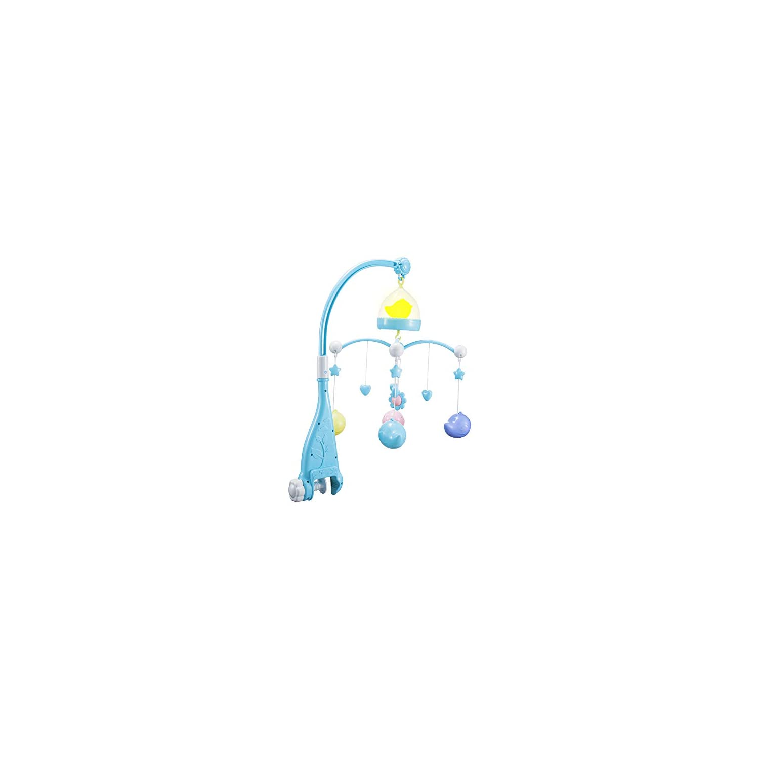 huaxinghuishengwukeji Night Light Baby Crib Mobile