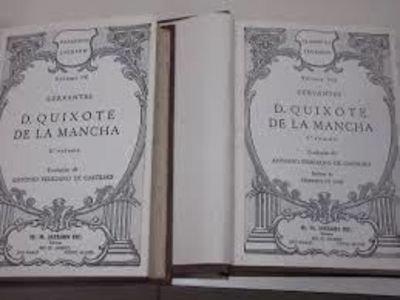 D. Quixote de La Mancha 1 e 2