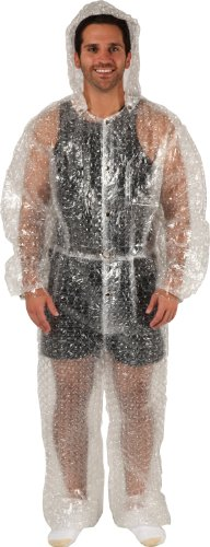 Bubble Wrap Man Costume (Bubble Wrap Zoltan Costume-2XT [Apparel])