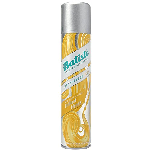 Batiste Dry Shampoo Hint Of Color, Brilliant Blonde - 6.73 O