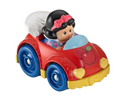 Fisher-Price Little People Disney Wheelies Princess Snow White