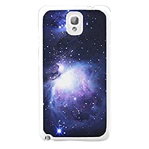High Impact Nebula Space Hard Plastic Case Cover for Samsung Galaxy Note3 N9005