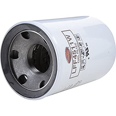 Luber-finer LFF4511W-12PK Heavy Duty Fuel Filter, 12 Pack: Automotive
