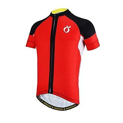 68202ccf0 Buy SRS Summer Men Cycling Jersey Mavic Pro Team Short Sleeve -Red ...