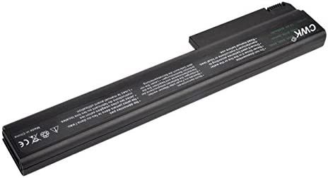 CWK/® New Replacement Laptop Notebook Battery for HP Compaq Business Notebook 8700 8710p nw8200 nw8240 nw8440 9400 nc8200 nc8230 nc8430 nw9440 nx9420 nw8240 8510w 8710w Mobile Workstation nw8440 nw9440 Mobile Workstation nx7300 nx7400 nx8200 nx8220 nx84