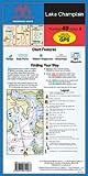 Maptech WPC049-03 Wpcht 49 Lake Champlain