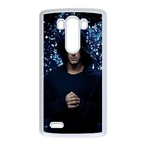 Custom Cover Case Fashion Beckham Time For LG G3 SXSWF947049