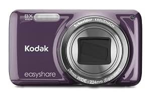 "Kodak EasyShare M583 Cámara compacta 14MP 1/2.33"" CCD 4320 x 3240Pixeles Violeta - Cámara digital (14 MP, 4320 x 3240 Pixeles, CCD, 8x, HD, Violeta)"