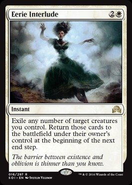 Magic: the Gathering - Eerie Interlude - Shadows Over Innistrad