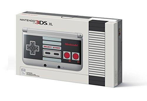 Nintendo 3DS XL Retro NES Edition System