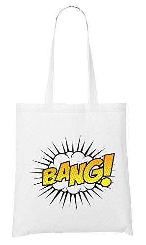Bang Comic Bolsa Blanco Certified Freak