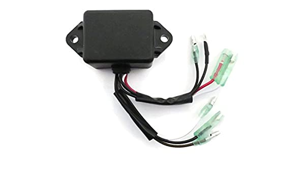 NEW Evinrude Johnson Outboard CDI Power Pack Many 1996-2001 9.9 /& 15 HP 4-Stoke
