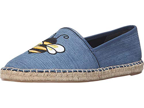 Circus by Sam Edelman Women's Leni-6 Moccasin, Mid Blue, 10 M US for $<!--$17.99-->