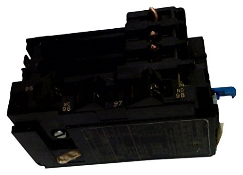 GENERAL ELECTRIC CR4G1WM Thermal Overload Relay 8.5-12.5 Amp Made by Sprecher Schuh Fits CT3-12.5