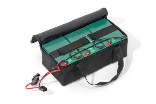 Sac de transport pour batterie de la batterie 36 v sac de transport pour trottinette sXT électrique
