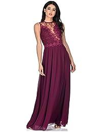 Ax curve maxi dresses