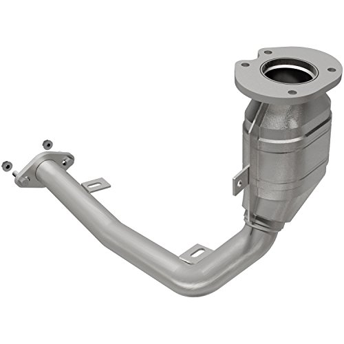 Honda Crx Catalytic Converter - MagnaFlow 352210 Direct Fit Catalytic Converter (88-90 Honda CRX 1.5L)