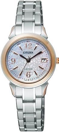 ffcc32cf78 [シチズン]CITIZEN 腕時計 EXCEED エクシード Eco-Drive エコ・ドライブ 電波時計 Perfex