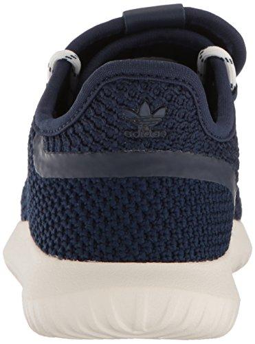 Blu 29 Unisex Adidas White collegiate Originalstubular collegiate C Shadow Tubular Eu Navy Navy bambini chalk cIq7YOq1w
