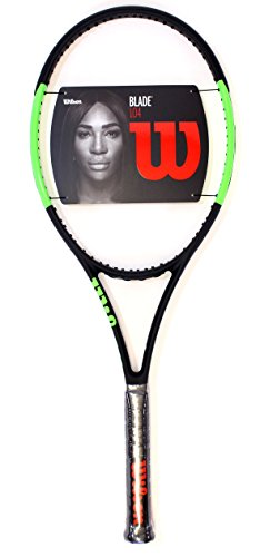 ended Midplus Black/Green Performance Tennis Racquet (4 1/4
