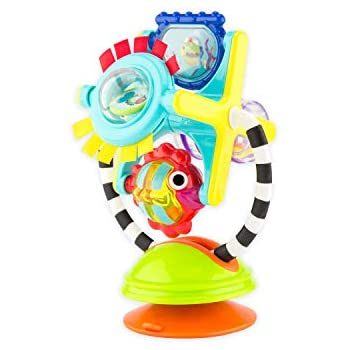 Amazon Com Sassy Fishy Fascination Station 6 Months 2 In 1 Toy
