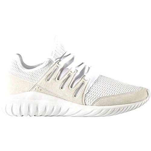 d6cc51499258 Galleon - Adidas Tubular Radial Men Shoes White White LGH Solid Grey S76720  (13 M US)