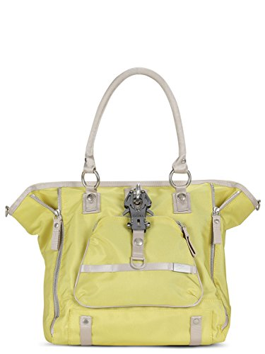 George Gina & Lucy Canady caso Yellow - Light yellow