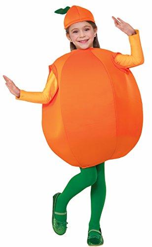 [Forum Novelties Orange Costume, One Size] (Fruit Costumes For Kids)