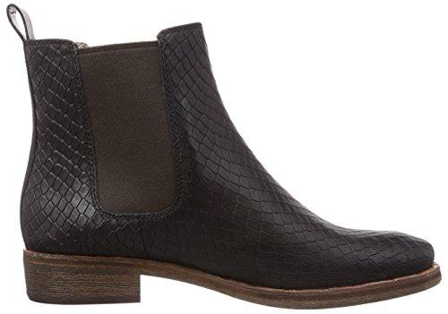 Ecco Prai Black Leather w. Snake Print Damen Chelsea Boots: Amazon.de:  Schuhe & Handtaschen