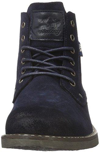 XTI 45705, Zapatillas de Estar por Casa para Hombre azul (marino)