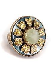 Sweet Romance Windflower Ring