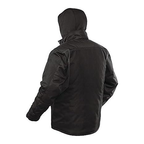 Chaqueta calefactable negra premium ver-0 Xl Milwaukee M12Hjbl3-0
