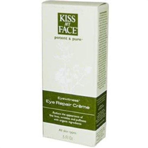 (Kiss My Face - Potent & Pure Eyewitness Eye Repair Creme - 0.5)