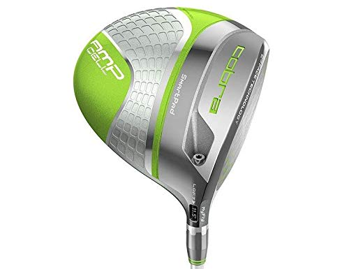 Cobra AMP Cell Womens Green Driver 11.5° Fujikura Fuel 47g Graphite Ladies Right Handed 44.5in