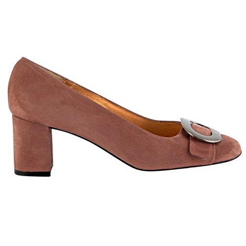 Rose Exclusif à Chaussures Talons Romy Paris qvHBwpg