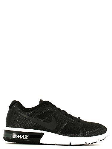 Max Hmtt White Gry para Wmns Mujer Wlf Running Zapatillas Nike De Black Sequent Air Negro Mtlc pERgxSqC