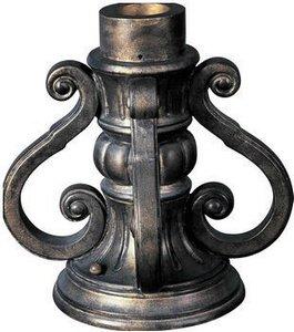 Maxim Lighting 2004OB Pier Mount, Oriental Bronze