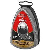 KIWI Express Shine Sponge, Black, 0.23 oz
