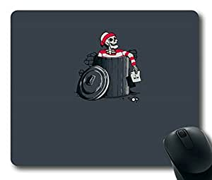 I win Waldo Easter Thanksgiving Personlized Masterpiece Limited Design Oblong Mouse Pad by Cases & Mousepads by runtopwell