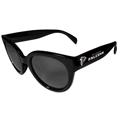 Siskiyou NFL Atlanta Falcons Womens Sunglasses, Black