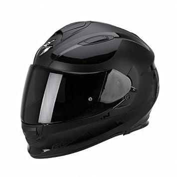 Scorpion Helm, Matt Schwarz/Schwarz, XL 1405_18679