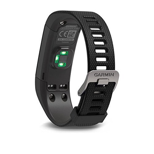 Garmin Approach X40 (Black/Gray, X-Large) Golf GPS & Fitness Band BUNDLE with PlayBetter USB Car Charge Adapter by PlayBetter (Image #3)