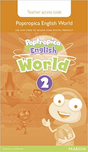 Download online Poptropica English Online World Access Card PDF, azw (Kindle), ePub