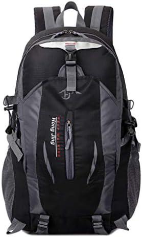 Mingtongli Outdoor Rugzak Mannen Vrouwen Large Travel Sport Rugzak Double Zipper Hiking Cping School Bag