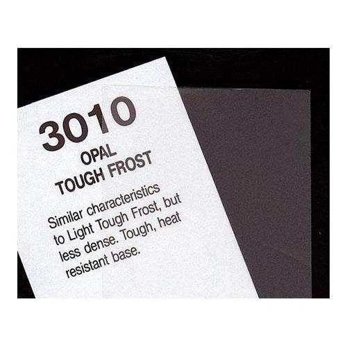 Rosco Cinegel #3010 Opal Tough Frost Filter, 48'' x25' Roll by Rosco