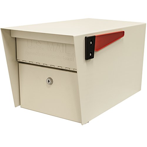 mail-boss-7507-curbside-mail-manager-locking-security-mailbox-white