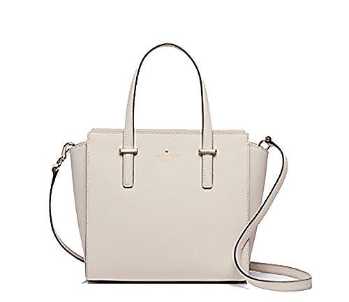 Kate Spade New York Cedar Street Small Hayden Top Handle Bag  Crisp Linen